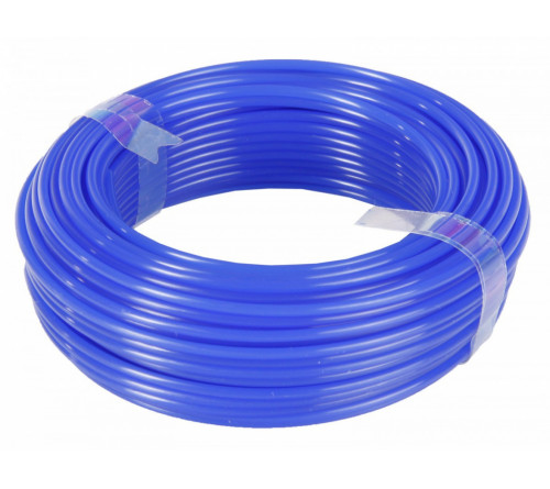 Леска д/тримера 1,6 х 15м круглая синяя