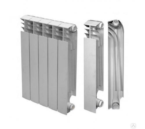Радиатор алюм. Румер/Ламин 500/80 10 секц.