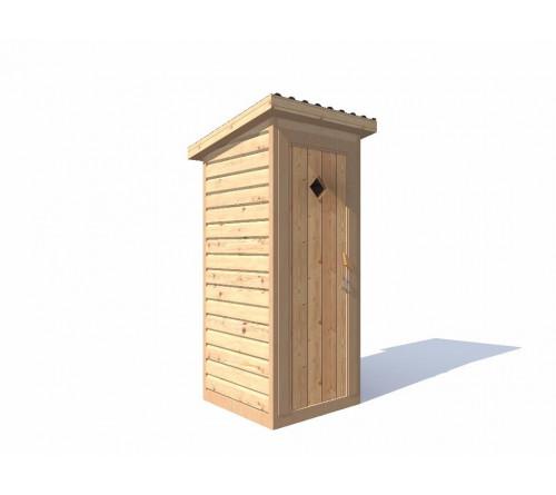 Душ деревянный без бака