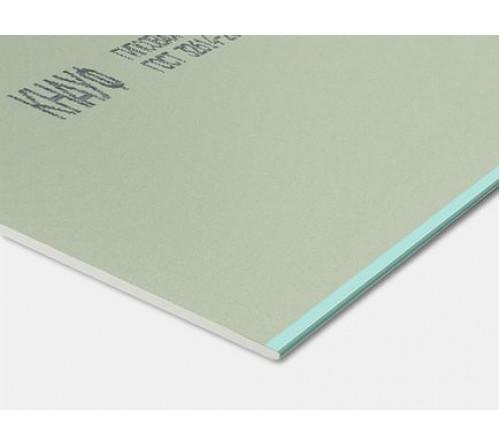 Гипсокартон ГКЛ влаг. 1,2 х 2,5м 9,5мм (68)