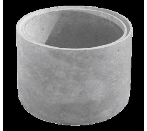 Кольцо ЖБ 1,0м-8-паз