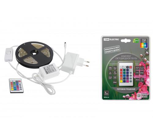 Комплект светодиод. ленты ТДМ 0331-0236