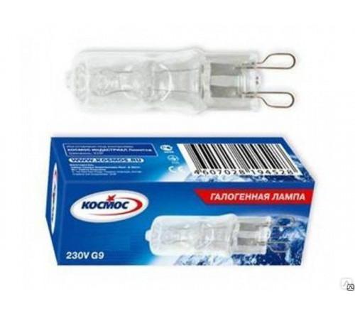 Лампа галоген. КОСМОС(ТДМ) G9 60W 230V мат