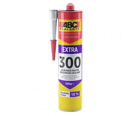 Герметик ABC акриловый 300 500гр