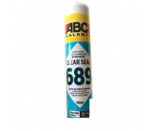 Герметик ABC силиконовый 689 310ml