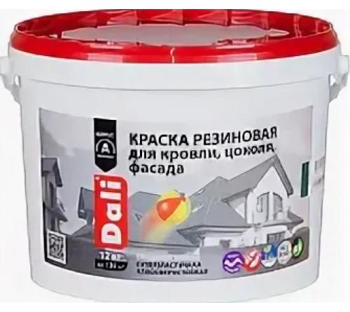 Краска резиновая ДАЛИ База С 3кг