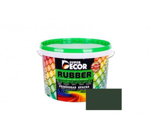 Краска резиновая Super Decor №9 Лесная сказка 3кг