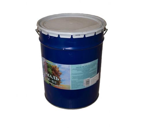 Краска для дорожной разметки Эталон АК-511 25кг