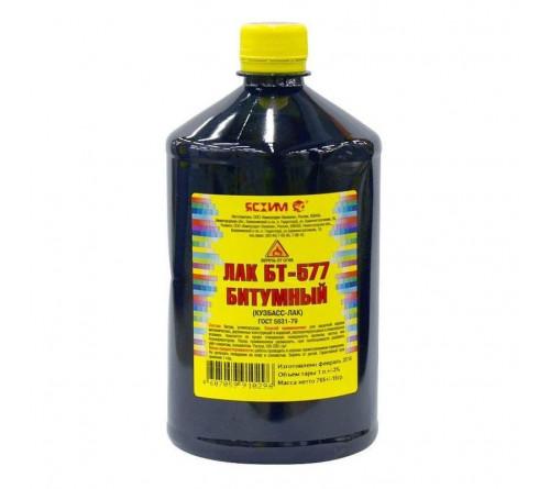 Лак битумный БТ-577 1л