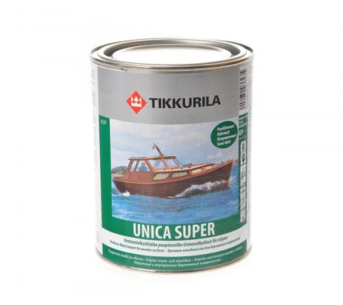 Лак Яхтный Тиккурила 20 Полумат. 0,9л