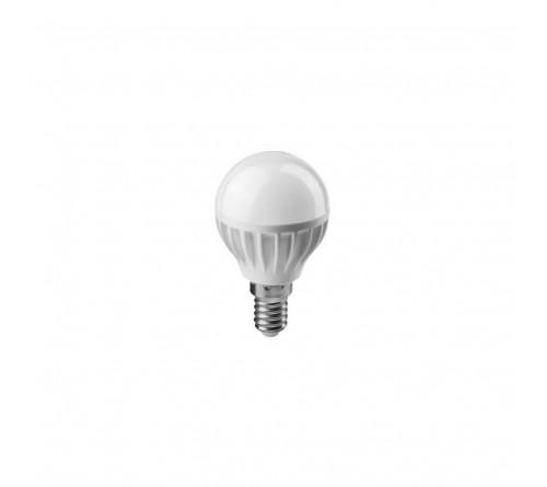 Лампа светодиод 10Вт 4000K E14 ОНЛАЙТ шар 61966