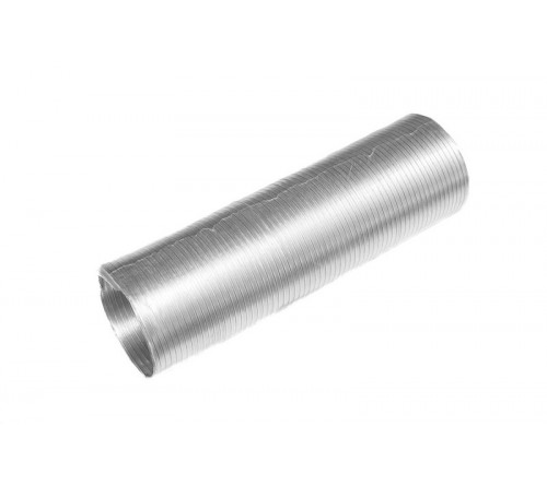 Гофра алюминиевая 100мм до 3 м
