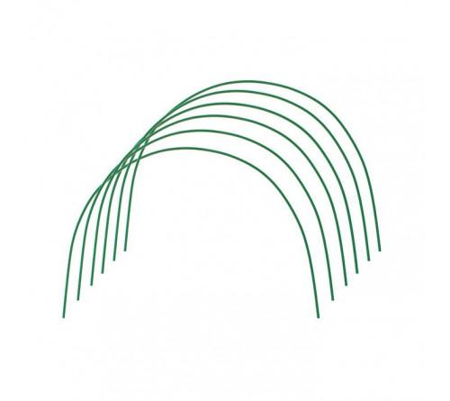 Дуги для парника зеленая (комплект 6шт) 2м