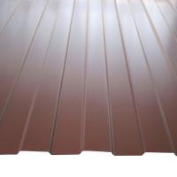 Профнастил С8 8017  1,18х2,0м (коричневый)