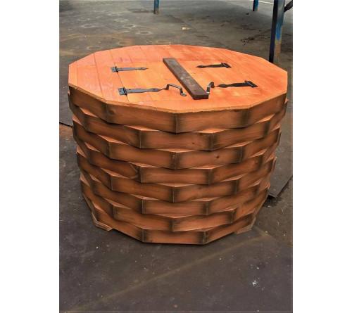 Основание для кольца деревянное
