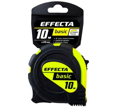 Рулетка измерительная METRIC/Effecta 10х25мм 570136/571025