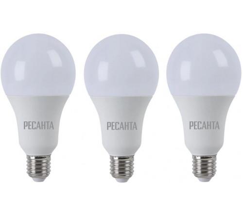 Лампа светодиод 11вт 3к Е27 Ресанта