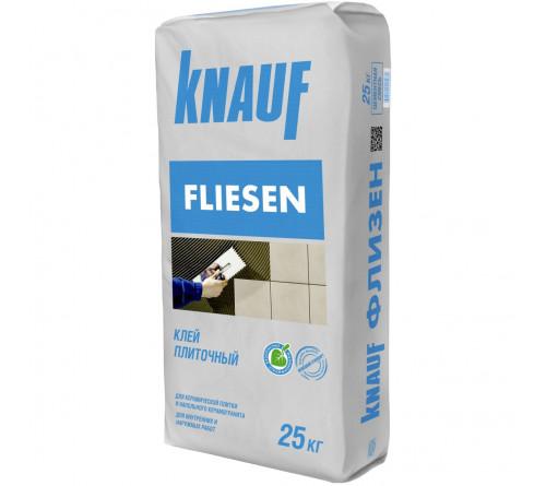 Клей для плитки Кнауф Флизен 25кг (42)