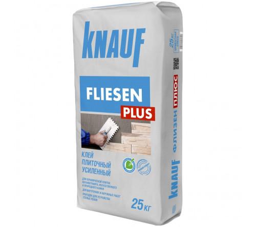 Клей для плитки Кнауф Флизен Плюс 25кг (42)