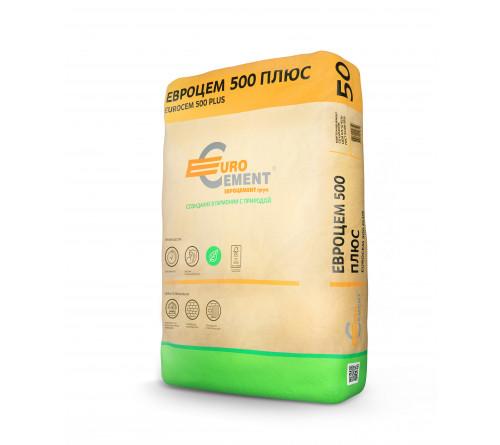 ЕвроЦемент М500 50кг (39 пал)