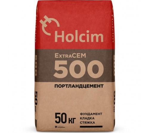 Холсим Цемент М500 50кг (30 пал)