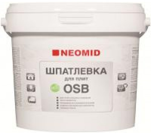 Грунт-краска для плит OSB Proff NEOMID 3в1