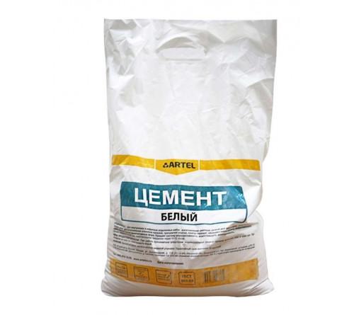 Цемент белый 3кг АРТЕЛЬ