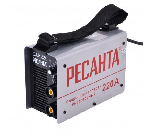 Сварочный аппарат САИ Ресанта 220 А