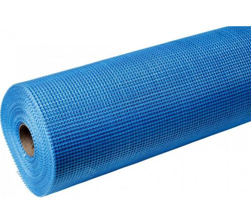 Сетка малярная фасадная Синяя 10м