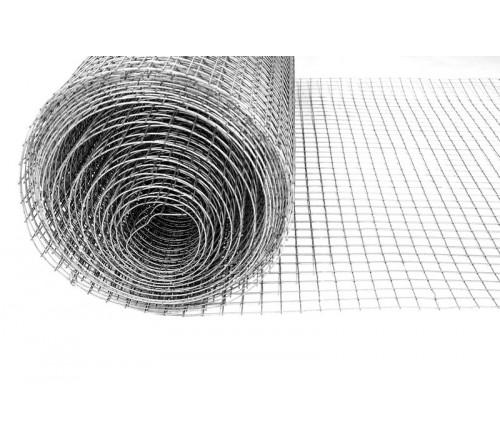 Сетка сварная ОЦП 1,5х30м д.1,4 яч 25х25