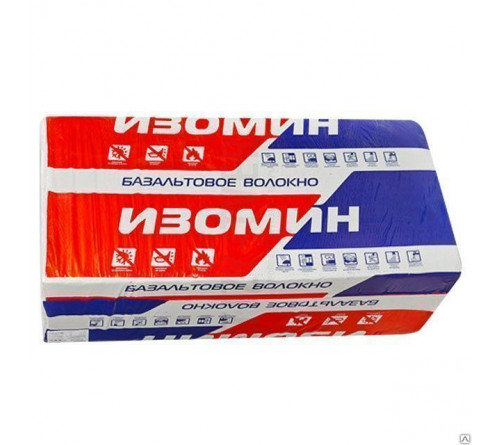 Утеплитель Изомин ПЛ110 100мм 1,5м2