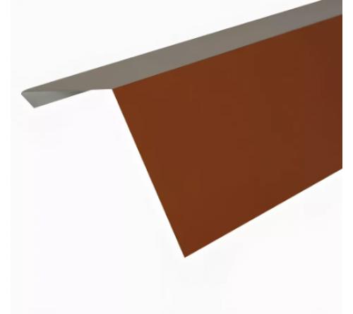 Капельник 2м коричневый 8017