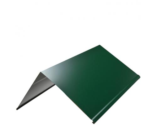Конек 150 х 150мм 6005 (зеленый)